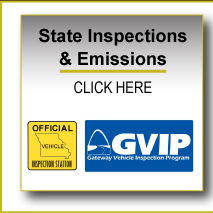 Official Missouri State Inspection Station